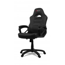 Arozzi ENZO Thick Padded Armrests, Rocking Function, Pleather Material tot 95kg gewicht gaming stoel (Black)