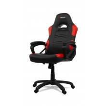 Arozzi ENZO thick padded armrests, rocking function, pleather material tot 95kg gewicht gaming stoel (Black Red)