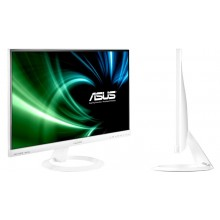 witte ACTIE ASUS VX239H-W VGA DVI HDMI Premium Full HD 23 inch 5ms IPS LED monitor met dunne rand wit