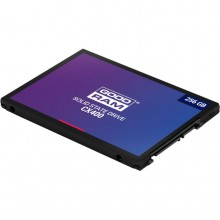 256GB GoodRam 2,5 inch SATA III CX400 SSD intern retail