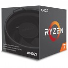AMD Ryzen 7 2700 8-Core (16 threads) 3.2Ghz (turbo: 4.1Ghz) socket AM4 16MB 65 watt Wraith Spire koeler