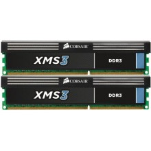 DDR3 16GB PC 1600 CL11 CORSAIR KIT (2x8GB) XMS3 retail