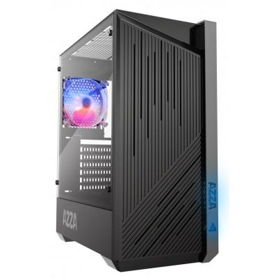 Premium watergekoelde AMD Ryzen 7 3700X 8-Core (16 threads) 3.6Ghz (turbo: 4.4Ghz) watergekoelde Inno3D iCHILL Nvidia Geforce RTX 2080 BLACK OC 8GB grafische kaart 240GB SSD 1TB HDD 16GB DDR4