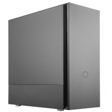 extreem stille Intel Core i5 9500F 6-Core 6x3.0Ghz (turbo: 4.4Ghz) Nvidia Geforce GTX 1660 6GB SUPER grafische kaart 512GB SSD 16GB DDR4 Silencio PC
